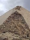 Pirámide Encorvada de Esnefru. Dashur