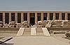 Templo de Seti I en Abidos.